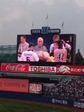 2012年5月30日(水)の神宮球場