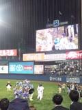 2012年5月31日(木)の神宮球場
