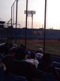 2013年4月16日(火)の神宮球場