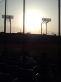 2013年4月18日(木)の神宮球場