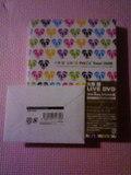 愛さんの「LOVE PiECE Tour 2008 〜メガネかけなきゃユメがねぇ!〜」のDVD♪