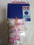 マウスパッドと桜カステラ