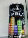GEORGIAのUP BEAT