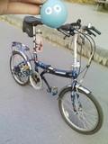折り畳み自転車♪