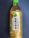 アサヒ緑茶 いぶき 秘蔵の新茶