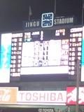 2012年5月16日(水)の神宮球場