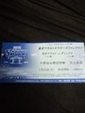2012年5月21日(日)の神宮球場のチケット