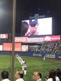 2012年6月8日(金)の神宮球場