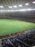 2012年6月11日(月)の東京ドーム