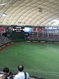 2012年6月24日(日)の東京ドーム