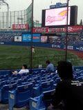 2012年7月5日(木)の神宮球場