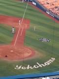 2012年7月17日(火)の横浜スタジアム