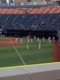 2012年7月18日(水)の横浜スタジアム
