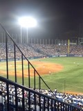 2012年7月25日(水)の神宮球場
