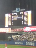 2012年7月26日(木)の神宮球場