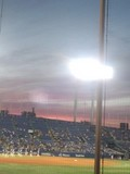 2012年9月26日(水)の神宮球場