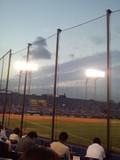 2012年10月6日(土)の神宮球場