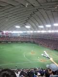 2012年10月21日(日)の東京ドーム