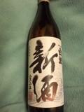 さつま白波 新酒 2012