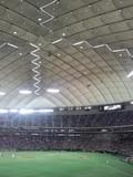 2013年4月14日(日)の東京ドーム