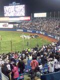 2013年4月27日(土)の神宮球場