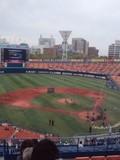 2013年4月30日(火)の横浜スタジアム
