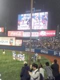 2013年5月6日(月・祝)の神宮球場