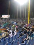 2013年5月8日(水)の神宮球場