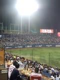 2013年5月14日(火)の神宮球場