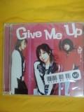 MiのGive Me Upの初回限定盤