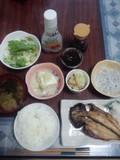 2013年8月14日(水)の朝食