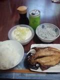 2013年8月15日(木)の朝食