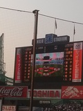 2014年5月25日(日)の神宮球場