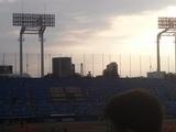 2014年6月19日(木)の神宮球場